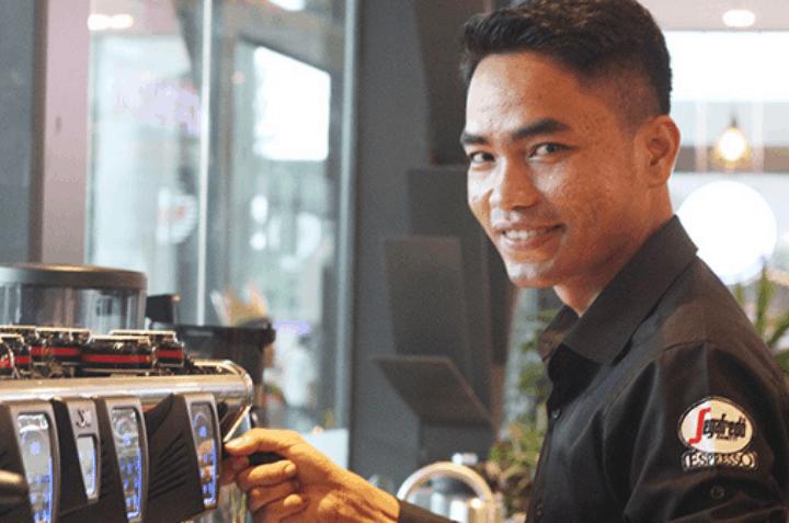 segafredo zanetti espresso cambodia